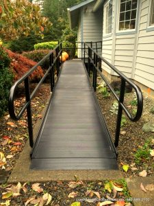 EZ Access-Black-Handicap-Ramp-Olympia