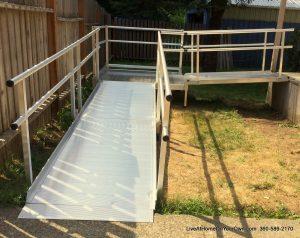 EZ Access-Ramp-Olympia-Aluminum