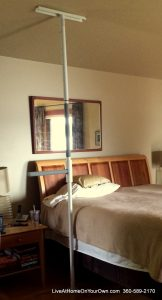Super Pole by Bed - Health Craft Products